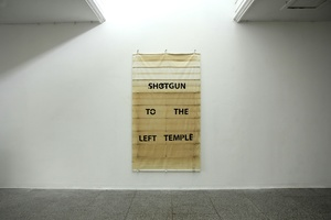 Shotgun To The Left Temple