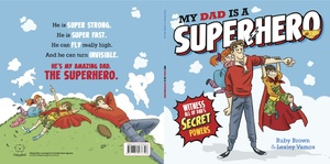 My Mum/dad is a superhero!