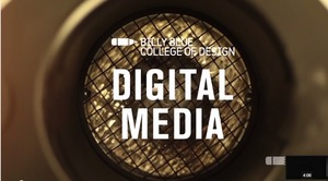 Billy Blue College of Design Digital Media Showreel