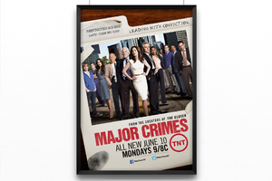 Major Crimes - Season 2 / TNT