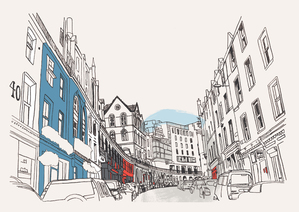 Edinburgh Drawings