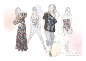 Fashion Graphic Design