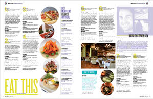 Eat This - Editor's Choice Spread