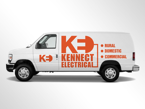 Kennect Electrical Branding