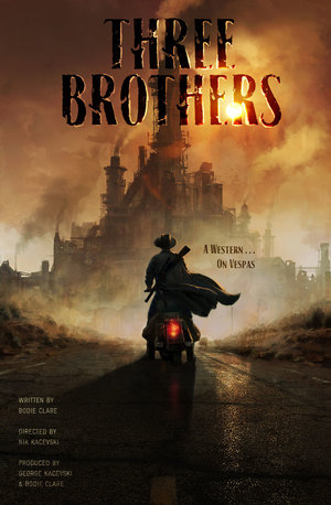 IN DEVELOPMENT: Three Brothers