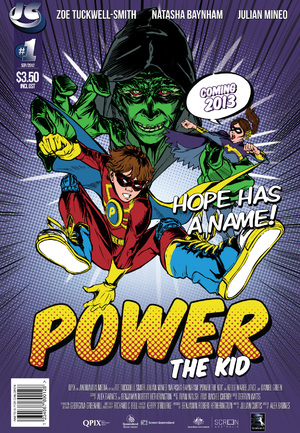 Power The Kid - Short Film