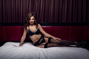 Honey Birdette Lingerie by Andrew Maccoll