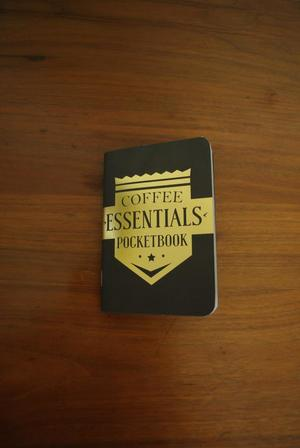 Coffee Essentials Pocketbook