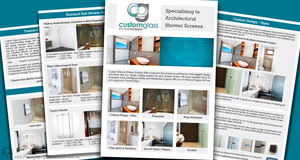 Custom Glass & Shower Screens