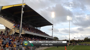 Wests Tigers 2013 Action Highlights Video