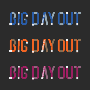 Big Day Out Logo Design