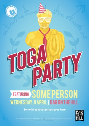 2014 Toga Party