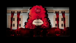Hnessey XO 3D Projection Mapping