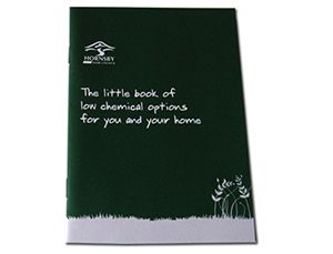The little book of low chemical options for you and your home