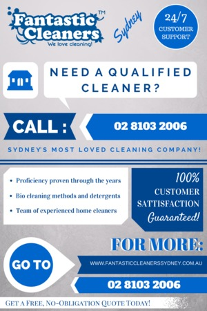 Services @ Fantastic Cleaners Sydney