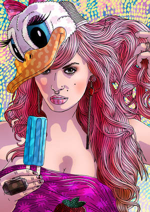 Candy Girl - Audrey Kitching