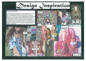 2015 Billy Blue Scholarship winning entry - Alicia English, Branded Fashion