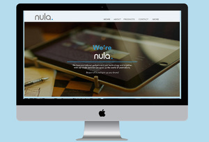 nula technology | web design