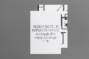 Fraction Typeface