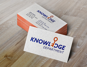 Knowledge Department logo