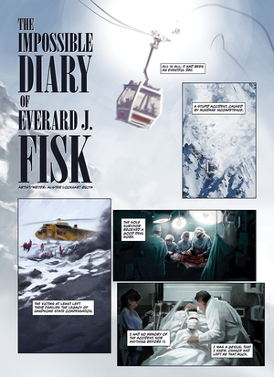 The Impossible Diary of Everard J. Fisk