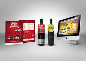 Red wine category promotions