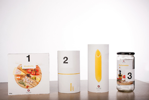 CUCINA Colosseo Packaging