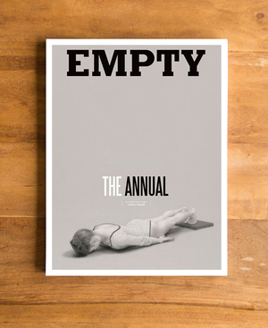 Empty Magazine Annual 01