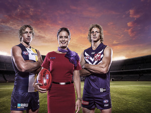 'AFL Give Back' by Steve Greenaway