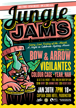 JUNGLE JAMS