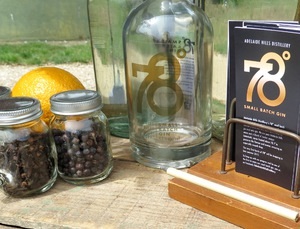 Adelaide Hills Distillery - Pop up gin bar, CRUSH 15