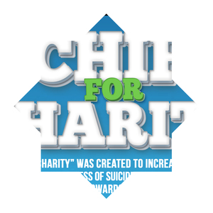 Chip For Charity Event Poster