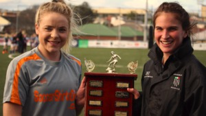 Statewide Women's Cup - Launceston vs Ulverstone