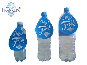 Mt Franklin Water Bottle Collar