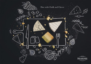 Dining with Chalk and Cheese
