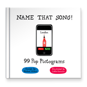 NAME THAT SONG! concept