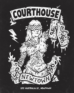 Courthouse Newtown Shirts
