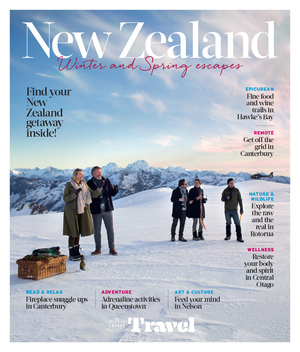 New Zealand Tourism. Winter & spring escapes