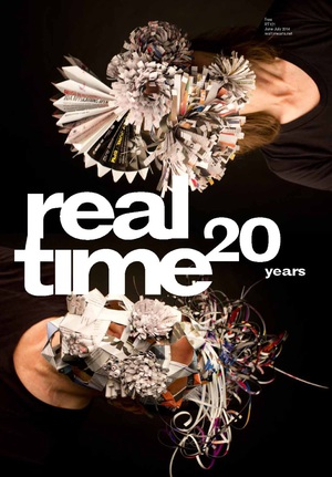 RealTime 20th Anniversary Cover