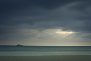 Clouds over Byron Bay