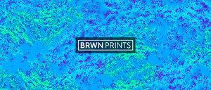 BRWN Textile Print Design Studio