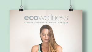 Eco Wellness Poster