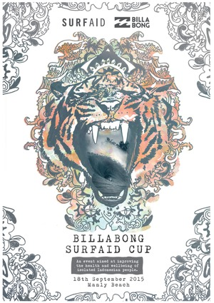 Billabong x Surfaid Cup