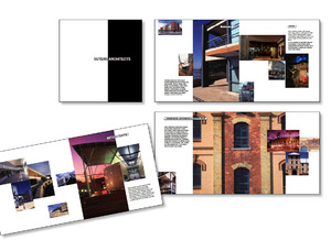Suters Architects Corporate Brochure
