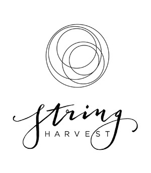 String Harvest Logo Design