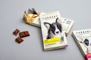 Furbaby: Chocolate Packaging