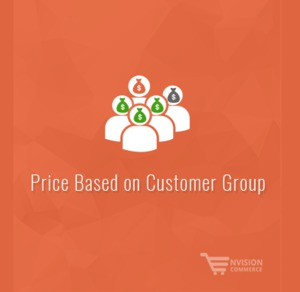 Customer Group Prices Magento Extension