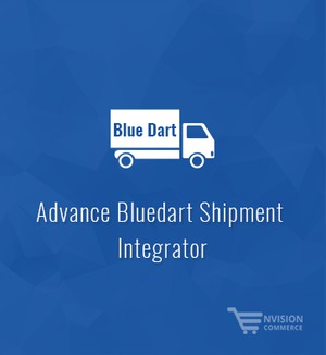 Bluedart Magento Integration
