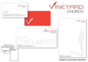 Vineyard Church Branding Package