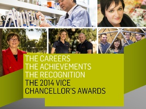 Vice-Chancellor's Awards 2014
